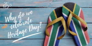 Why do we celebrate Heritage Day?